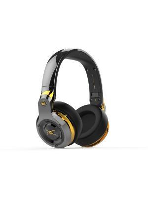 Наушники с микрофоном Monster ROC Sport Black Platinum Over-Ear. Цвет: черный