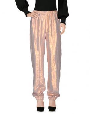 Повседневные брюки JUST IN CASE. Цвет: медный