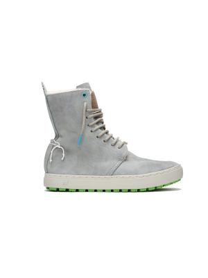 Ботинки Satorisan. Цвет: серо-голубой