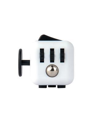 Игрушка антистресс Fidget Cube, белый Neocube. Цвет: белый