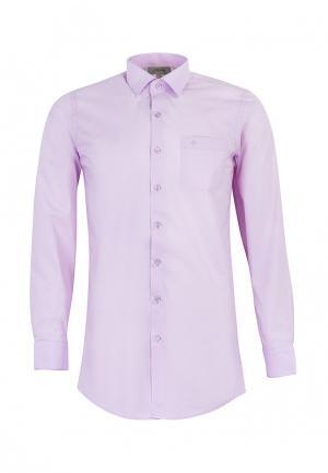 Рубашка Stenser. Цвет: розовый