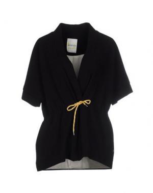 Пиджак OTTOD'AME. Цвет: черный