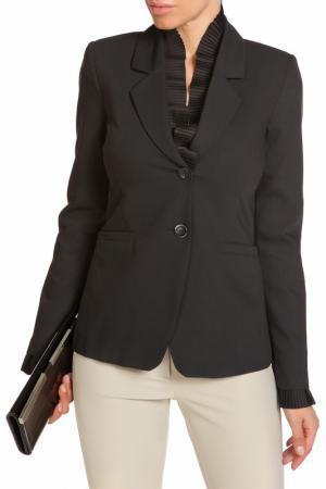 Пиджак DENNEY ROSE. Цвет: черный