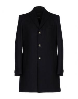 Пальто J. LINDEBERG. Цвет: темно-синий