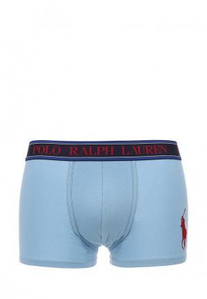 Трусы Polo Ralph Lauren. Цвет: голубой