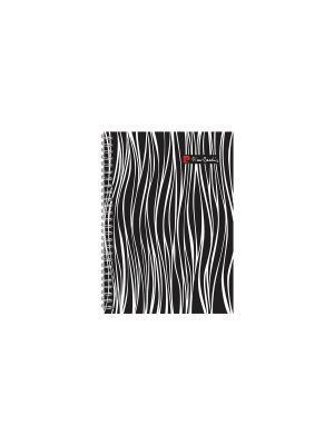 Колледж-блокнот А4 Pierre Cardin 200 листов Debussy. Цвет: черный