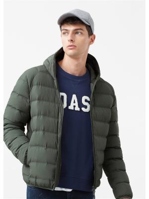 Куртка - COLI MANGO MAN. Цвет: хаки
