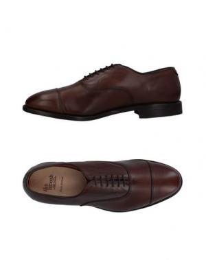 Обувь на шнурках ALLEN EDMONDS. Цвет: коричневый