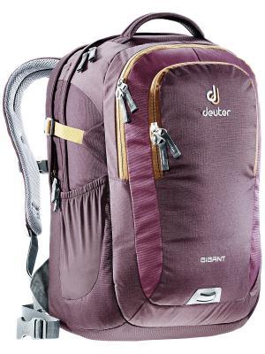 Рюкзак Deuter 2016-17 Gigant bay dresscode. Цвет: коричневый,фиолетовый