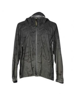 Куртка NEMEN. Цвет: стальной серый