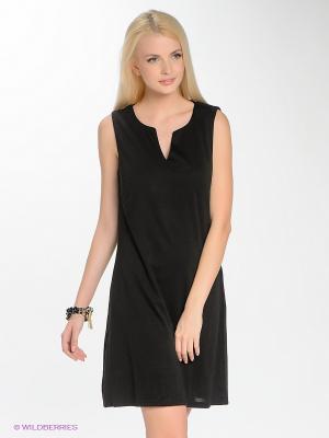 Платье Blue Seven. Цвет: черный