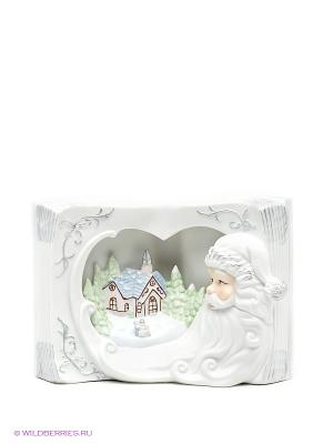 Светильник Снежная Книга Деда Мороза Pavone. Цвет: серый, белый