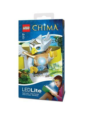 Налобный фонарик LEGO Legends of Chima(Легенды Чимы)-Eris (Эрис) Lego.. Цвет: голубой, бежевый, белый, желтый