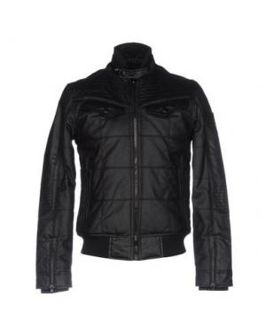 Куртка ENERGIE. Цвет: черный