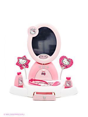 Туалетный столик Hello Kitty Smoby. Цвет: розовый