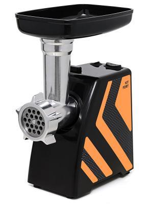 Мясорубка КТ-2101-3 оранжевый Kitfort. Цвет: оранжевый
