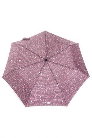 Зонт Isotoner. Цвет: любовь