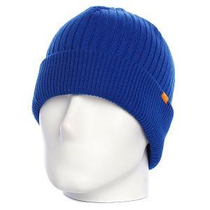 Шапка  Pinto Blue Enjoi. Цвет: голубой