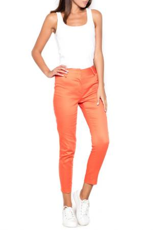 Брюки KATRUS. Цвет: orange