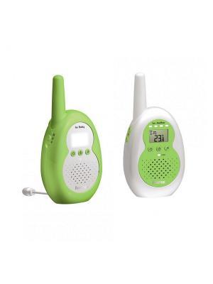 Радио-няня Hama BM100 белый/зеленый. Цвет: белый, зеленый