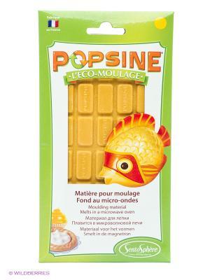 Дополнительный набор для творчества POPSINE, 110 г SENTOSPHERE. Цвет: желтый