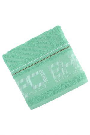 Полотенце для рук, 50х100 Beverly Hills Polo Club. Цвет: green
