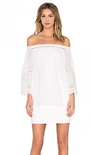 Платье cupid Bailey 44. Цвет: белый