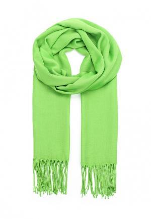 Палантин Venera. Цвет: зеленый