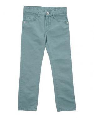 Повседневные брюки EDDIE PEN. Цвет: зеленый