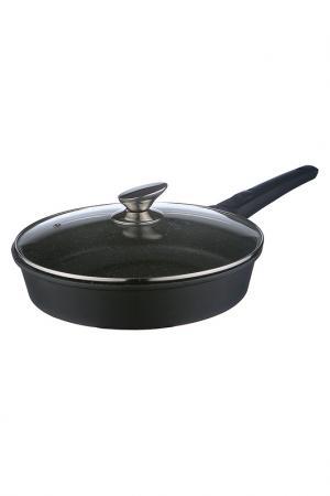 Сковорода 28 см WINNER. Цвет: черный