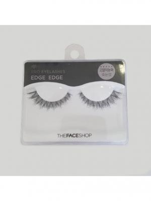 Накладные ресничкиDAILY BEAUTY №10 EDGE The Face Shop. Цвет: черный