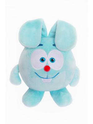 Игрушка-грелка Смешарики - Крош Warmies. Цвет: голубой