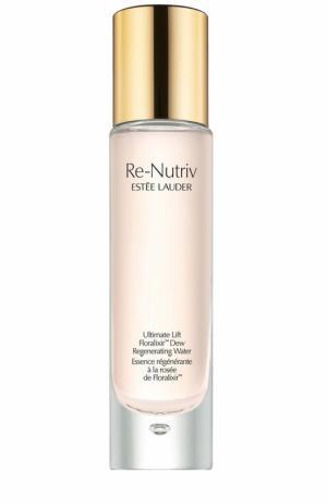 Вода, восстанавливающая кожу лица Ultimate Lift Floralixir Dew Estée Lauder. Цвет: бесцветный