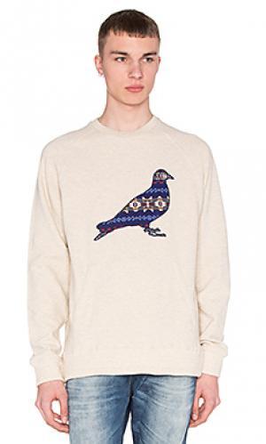 Лодочки beacon pigeon Staple. Цвет: цвет загара