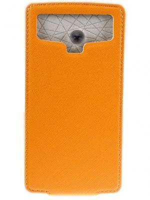 Partner ПР032066 Universal Flip-case 4.8 orange. Цвет: оранжевый