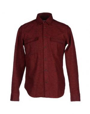 Pубашка MAURO GRIFONI. Цвет: красный