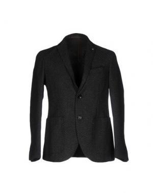 Пиджак MASSIMO REBECCHI. Цвет: стальной серый