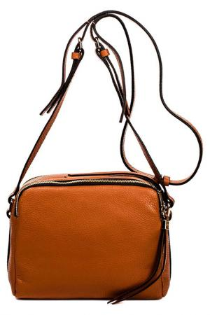 Сумка-клатч Gianni Chiarini. Цвет: коричневый