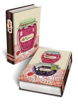 Декоративная шкатулка из МДФ Варенье малиновое Magic Home. Цвет: бежевый