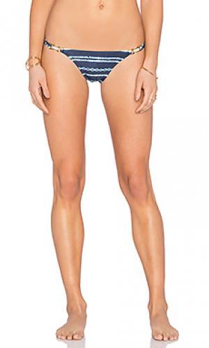 Низ бикини Vix Swimwear. Цвет: синий