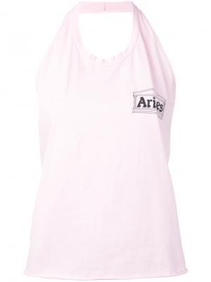 Top Aries. Цвет: розовый и фиолетовый