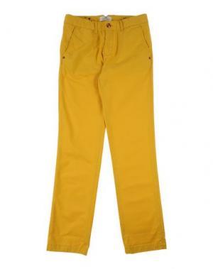 Повседневные брюки SCOTCH & SHRUNK. Цвет: желтый