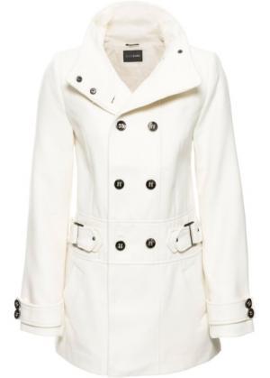 Куртка (кремовый) bonprix. Цвет: кремовый