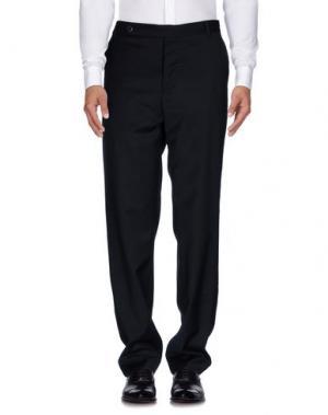 Повседневные брюки U-NI-TY. Цвет: черный