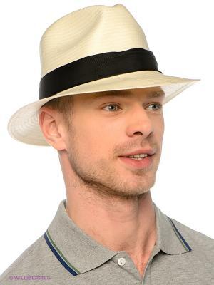 Шляпа Goorin Brothers. Цвет: молочный