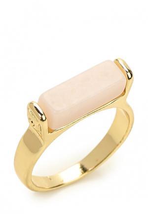 Кольцо Modis. Цвет: розовый