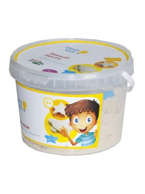 Набор Для Детского Творчества Умный Песок 2 GENIO KIDS. Цвет: бежевый