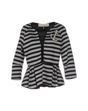 Пиджак SHIRTAPORTER. Цвет: серый
