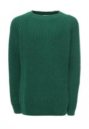 Джемпер Il Gufo. Цвет: зеленый