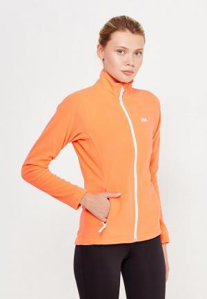 Олимпийка Helly Hansen. Цвет: оранжевый